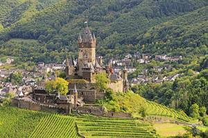DiscoverMORE: Cochem Castle, Germany