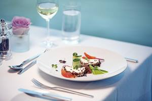 Emerald Waterways on board food and drink