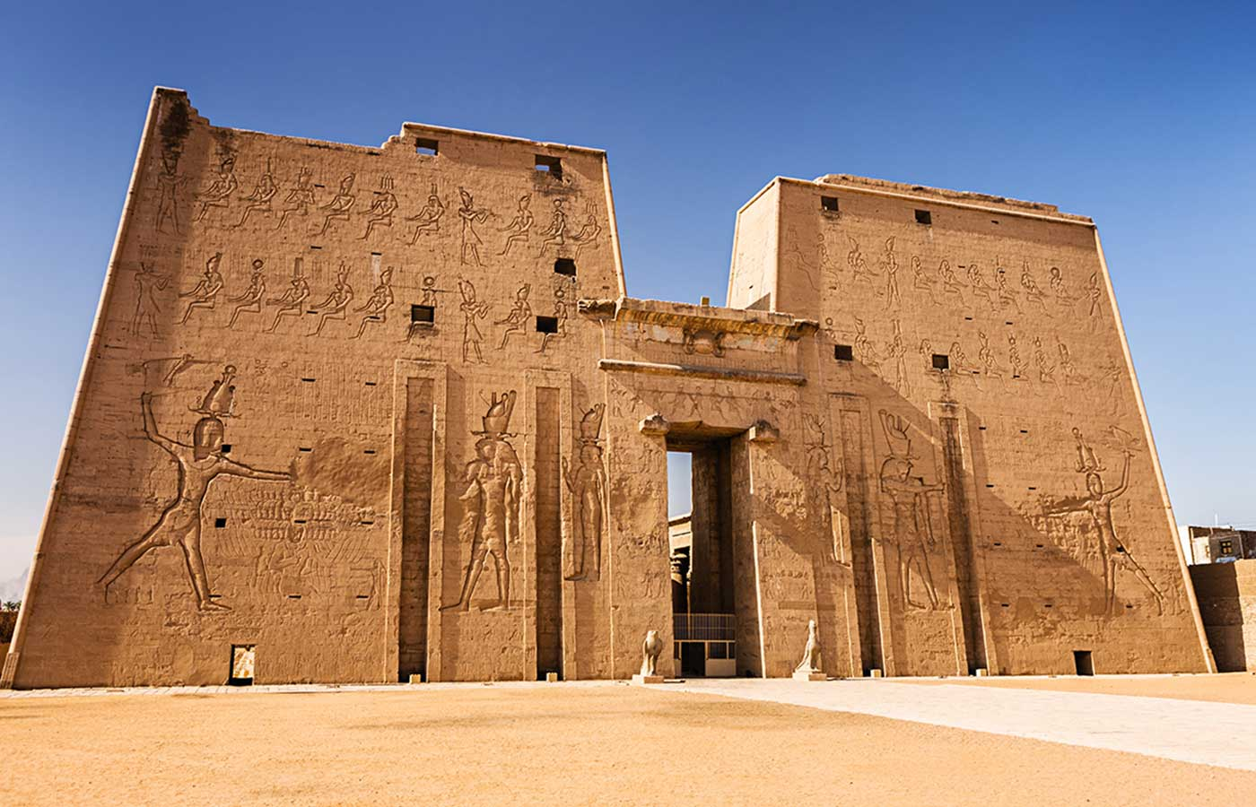 Edfu Temple of Hours